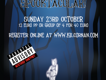 Curraghchase Halloween Spooktacular