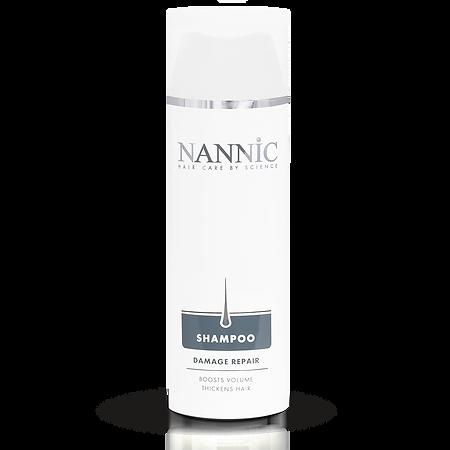 Nannic Damage Repair shampoo