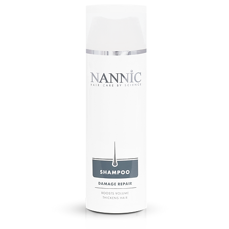 Nannic Damage Repair shampoo