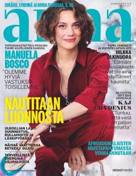 ANNA / Manuela Bosco