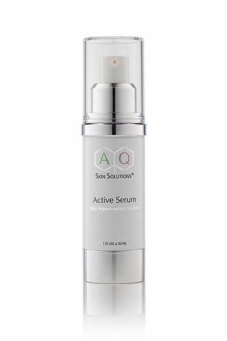 AQ Skin Solutions Active Serum
