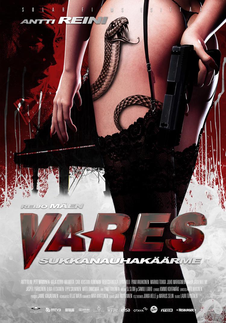 VARES - Sukkanauhakäärme