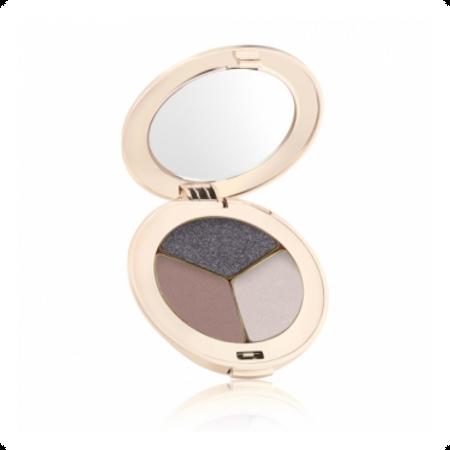 Jane Iredale PurePressed® Eye Shadow Triple -luomiväri