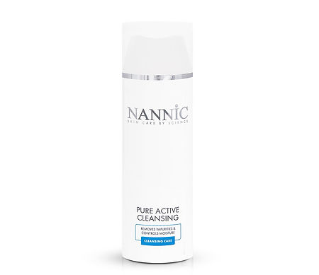 Nannic Pure Active Cleansing - puhdistusvaahto