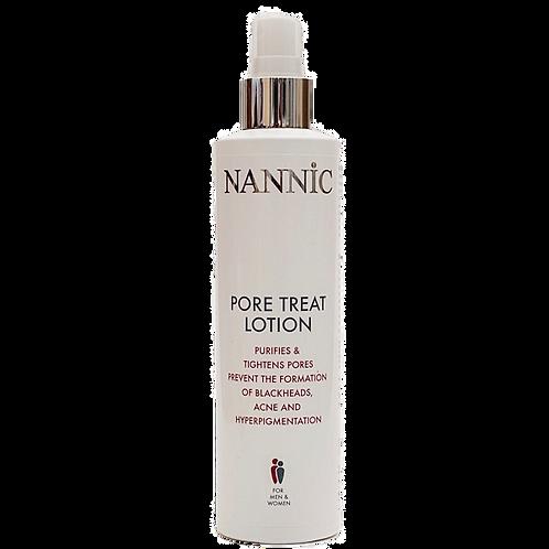 Nannic Pore Treat Lotion - Hoitovesi