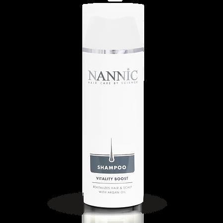 Nannic Vitality Boost shampoo