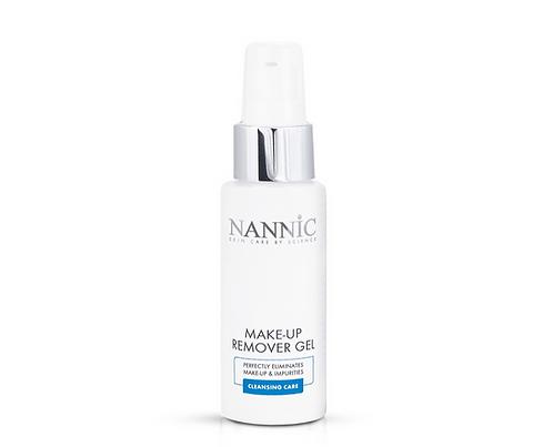 Nannic Make up remover gel - meikinpoistogeeli
