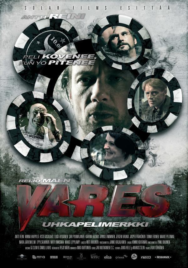 VARES - Uhkapelimerkki