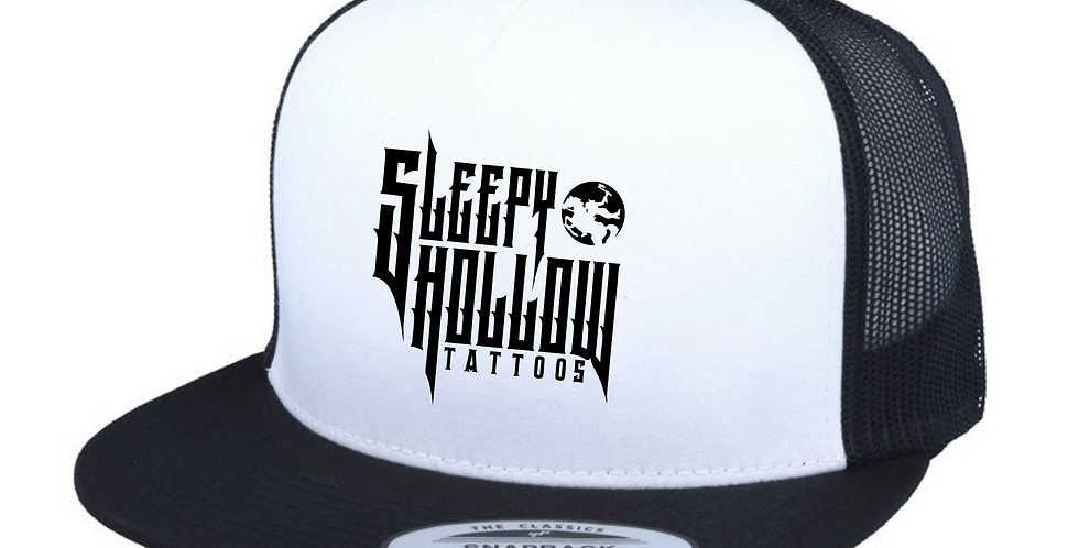 SLEEPY HOLLOW TRUCKER HAT