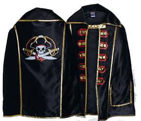 Piratenkostüm für Feste