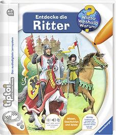"""TipToi Buch """" Entdecke die Ritter"""""""