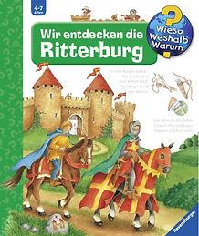 """Buch """" Wir entdecken die Ritterburg"""""""