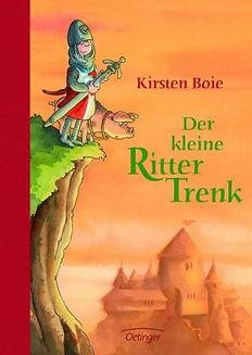 """Buch """" Der kleine Ritter Trenk"""""""