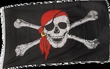 Piratenflagge 1