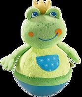 Stehauf Figur Frosch