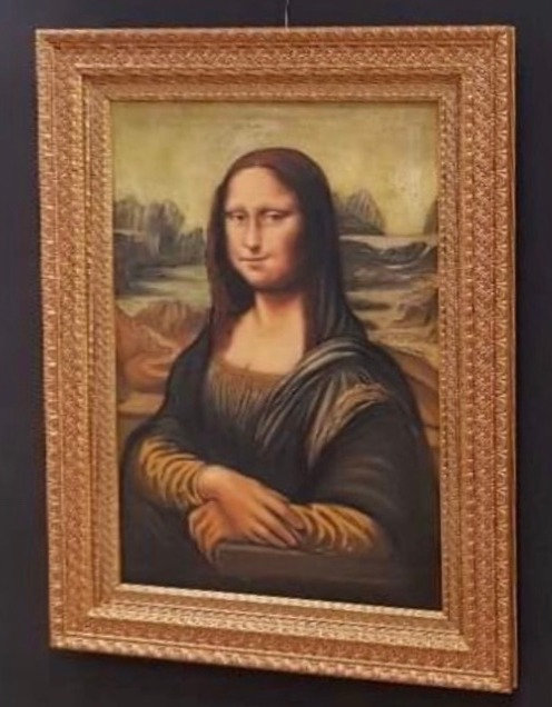 After Leonardo da Vinci - Mona Lisa