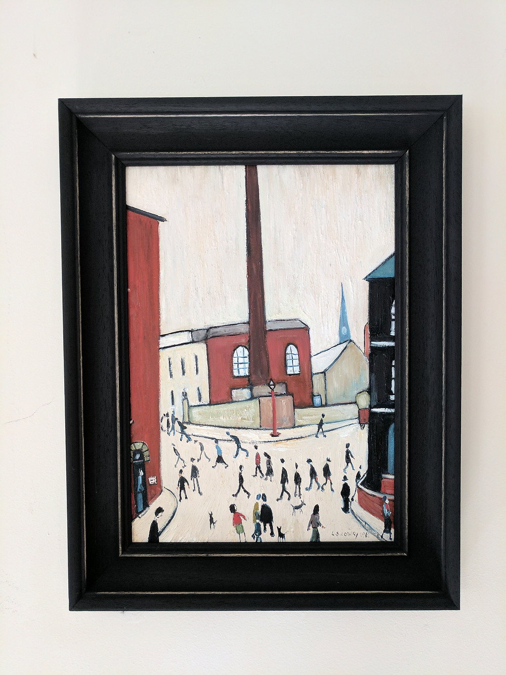 Lowry by David Henty