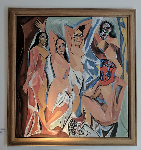 After Pablo Picasso 'Les Demoiselles d'Avignon'