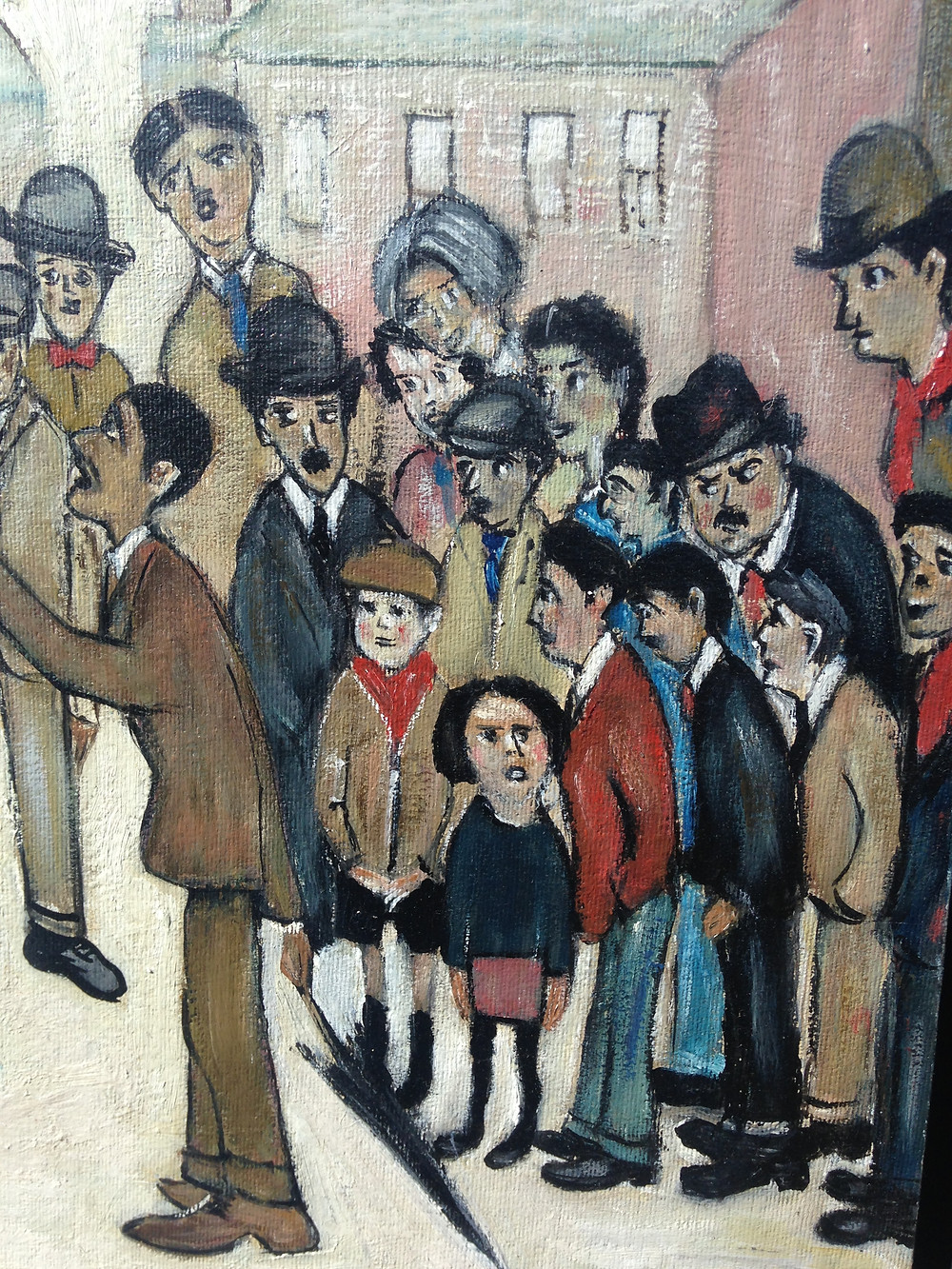 Lowry - David Henty Art