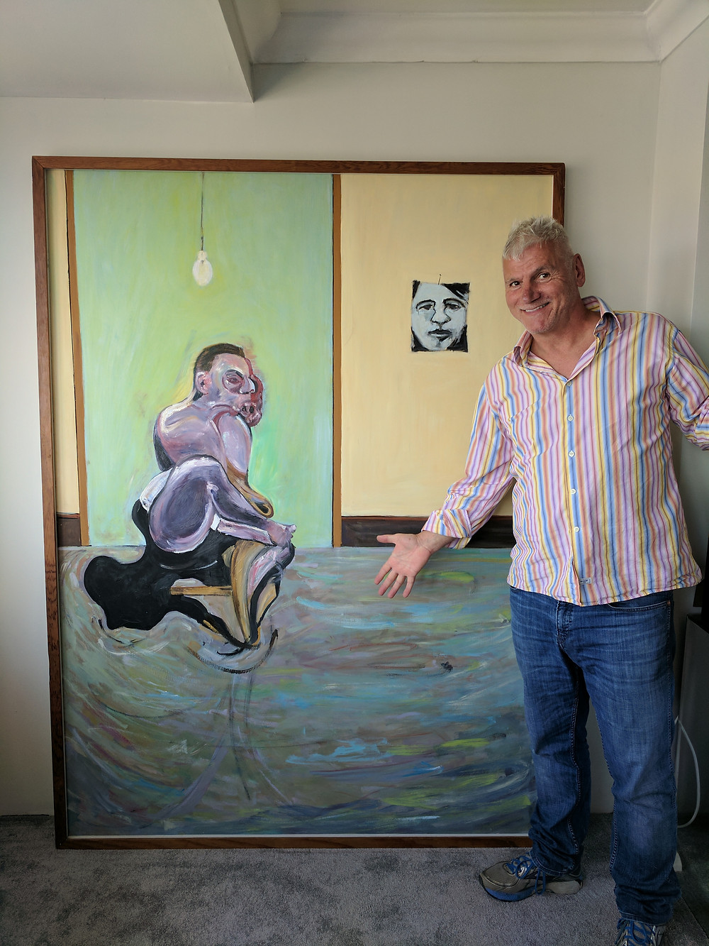 Francis Bacon | David Henty | Art Forger