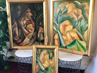 Artist of the month – Georges Braque    (13 May 1882 - 31 August 1963)