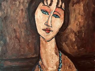Modigliani Month