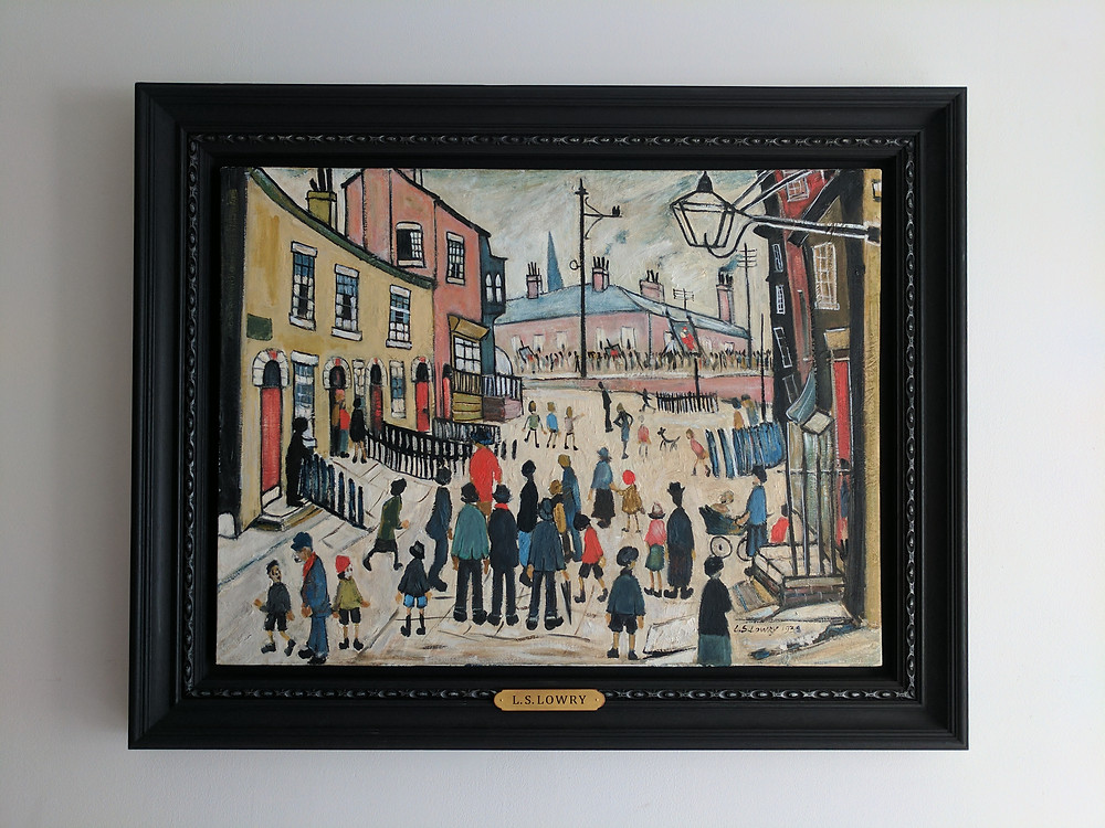 Lowry | David Henty | Blog