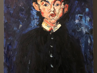 Painter of the month - Chaim Soutine 1893-1943