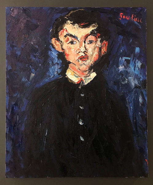 After Chaim Soutine Le Chasseur