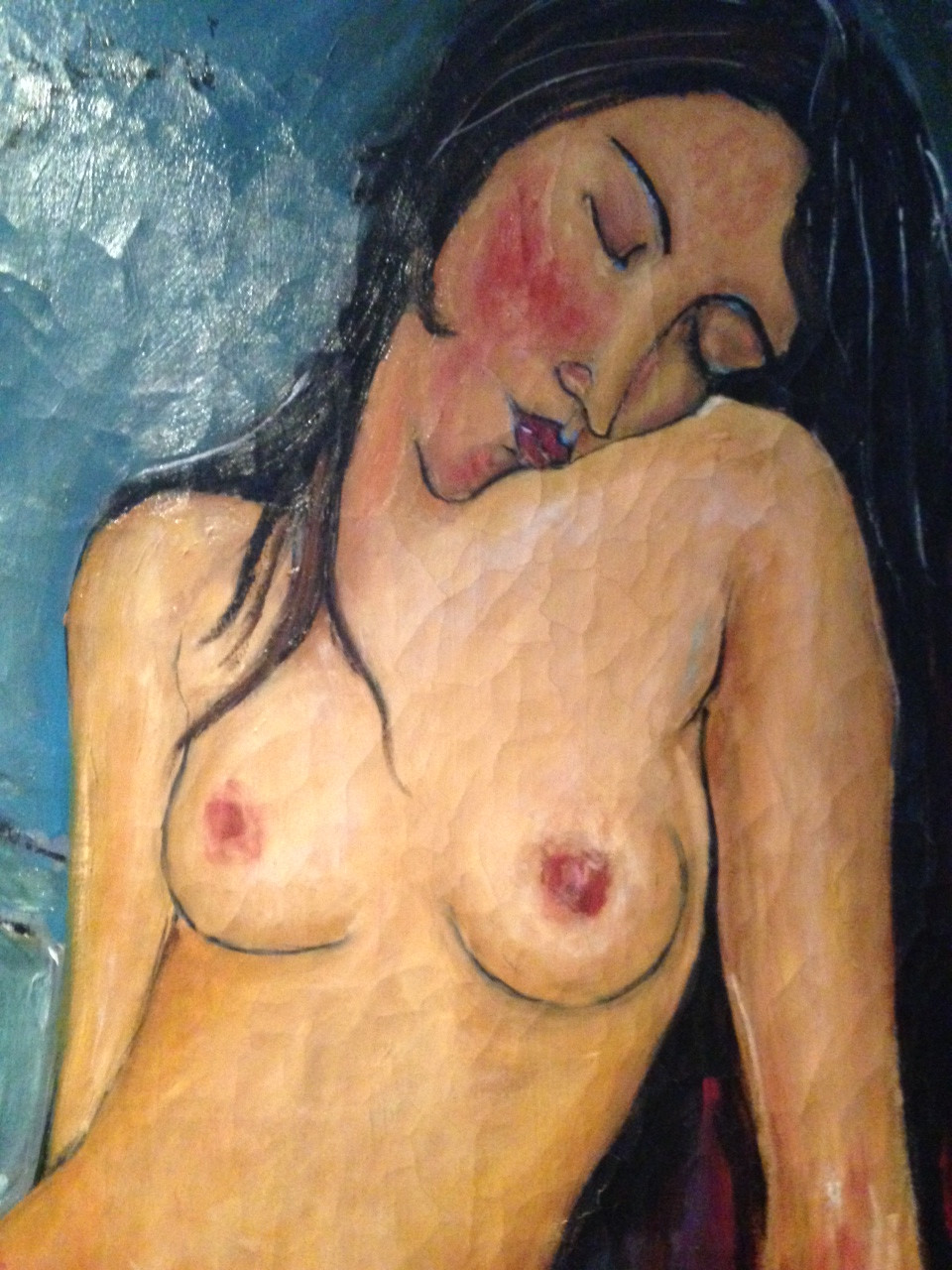 David Henty | Art Forger | Modigliani