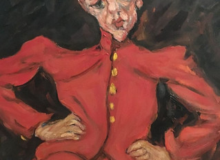 Happy Birthday Chaim Soutine