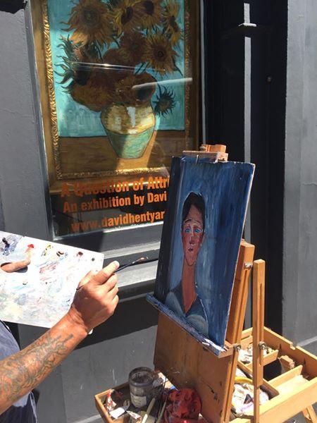 Modigliani | David Henty Art | Blog