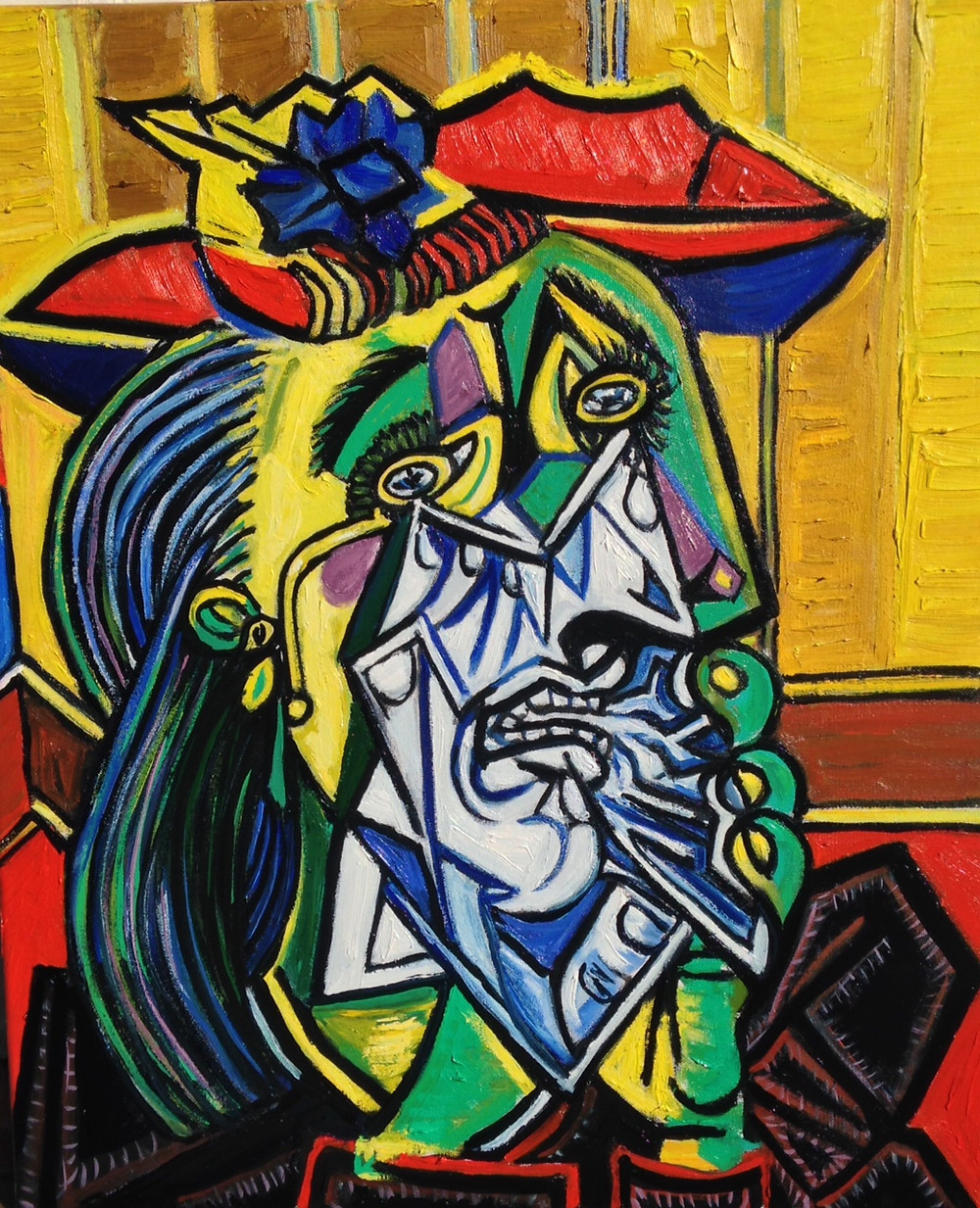 David Henty Art - Picasso