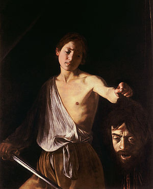 David Henty Art | Caravaggio | Blog