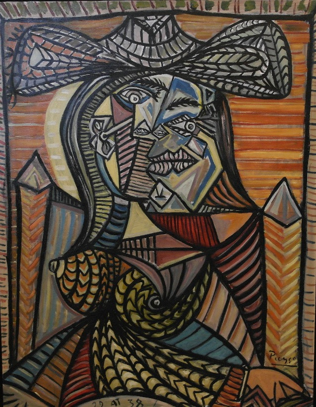 David Henty Art - Picasso