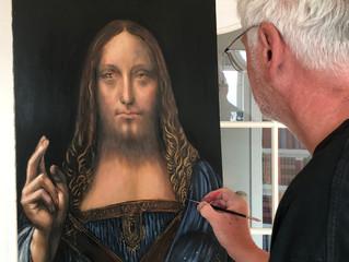 Artist of the month Leonardo da Vinci (15.4.1452 – 2.5.1519)
