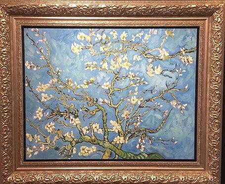 After Vincent van Gogh Almond Blossom Tree 1890