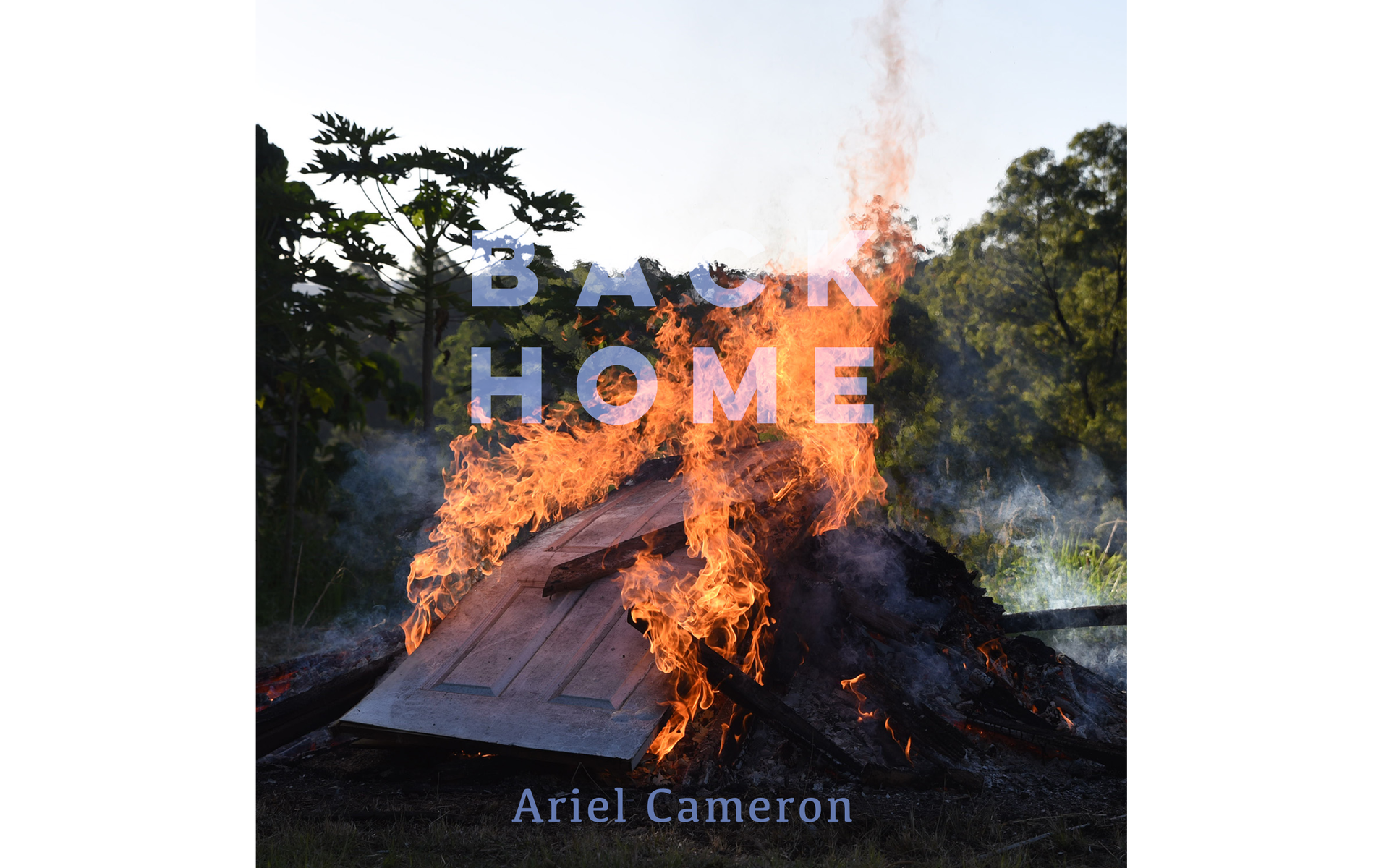 Back Home - Ariel Cameron 2020 Front 1-2