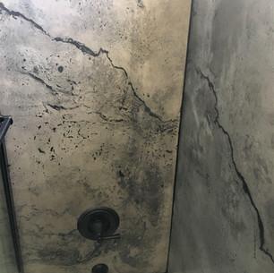 Concrete Shower Panels
