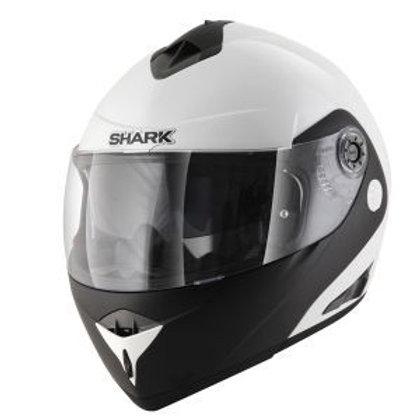 Shark Openline Flip-Up D-Tone Helmet WKW