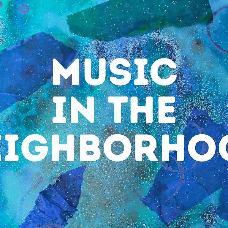 ARTZ Music in the Neighborhood
