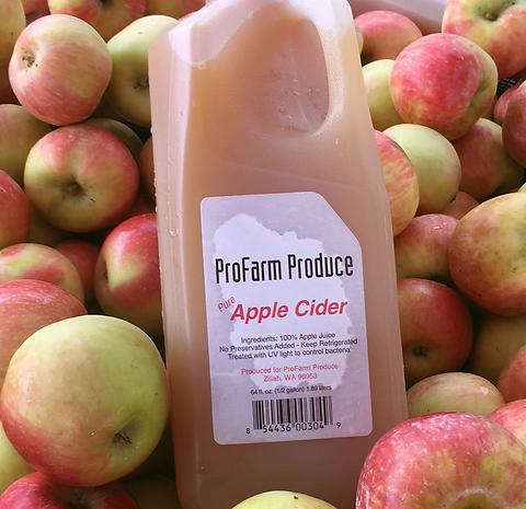 Half Gallon (Apple Cider)