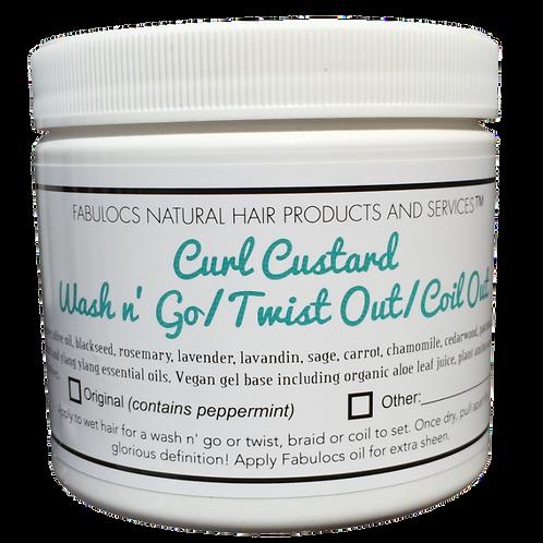 Curl Custard