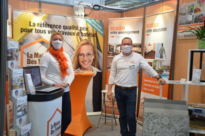 Stand exposant