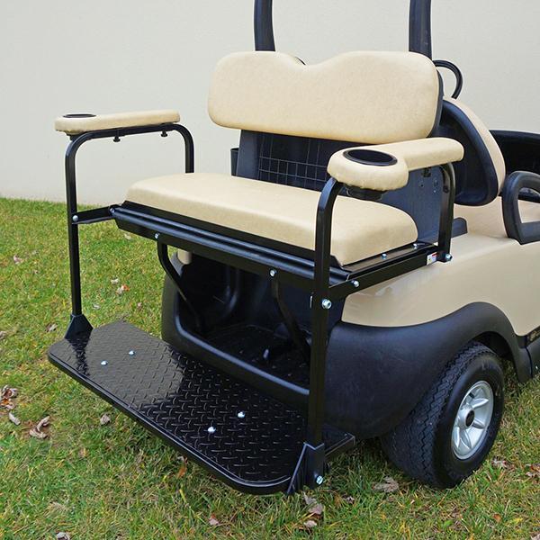 Rear Flip Seat Kit Club Car Precedent