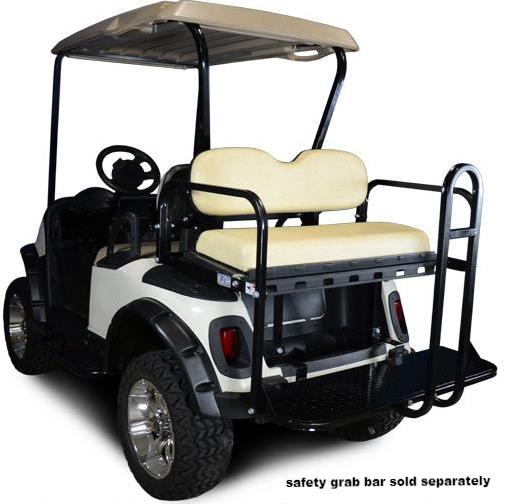 Rear Flip Seat Kit EzGo RXV