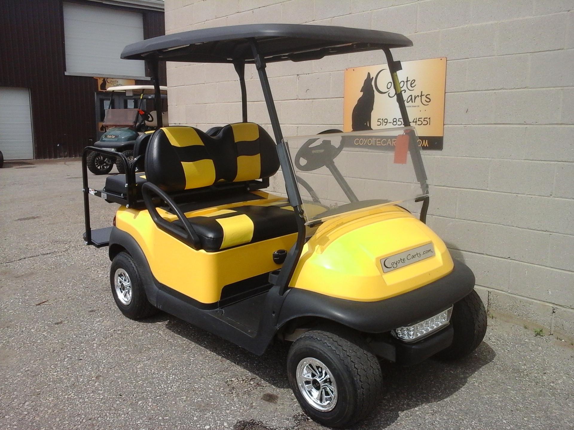 2014 Electric Club Car Precedent - $5995