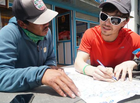 Трекинг к Эвересту: как это было