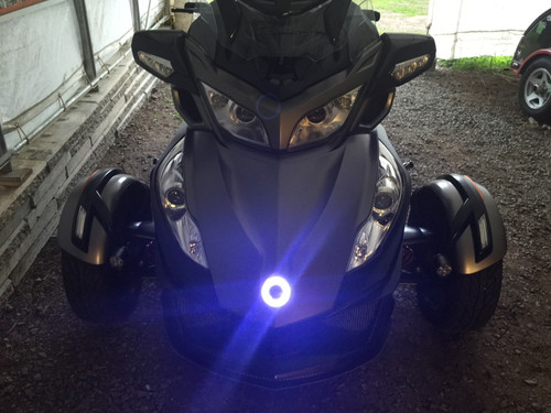 Tricled Can Am Spyder Rt