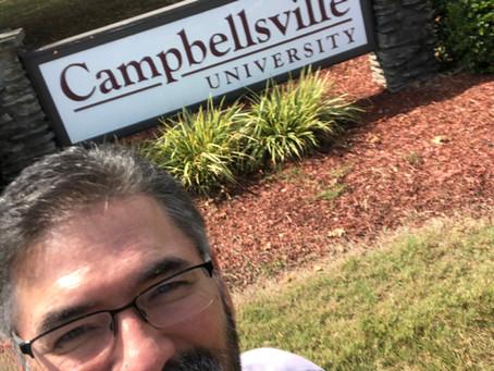 Buckner International CEO Visits Campbellsville University